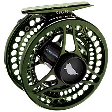 White River Fly Shop Kingfisher Fly Reel
