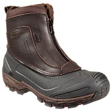 Ascend Zip Waterproof Insulated Pac Boots for Men