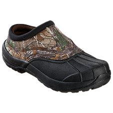 RedHead All Weather Camo Clogs for Men