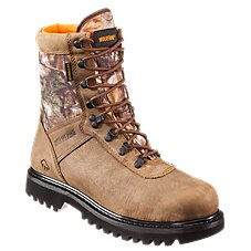 Wolverine Big Horn 8'' Waterproof Insulated Hunting Boots for Men