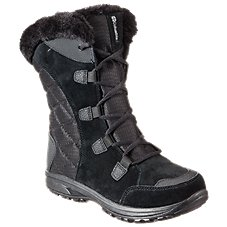 Columbia Ice Maiden II Waterproof Insulated Winter Boots for Ladies