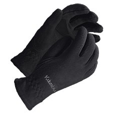 Columbia Fast Trek Fleece Gloves for Ladies
