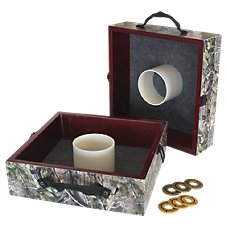 Triumph Sports USA Realtree Tournament Washer Toss Game Set