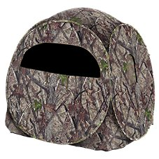 BlackOut Enigma Spring Steel Ground Blind