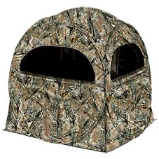 Ridge Hunter TERRA Spring Steel Hunting Ground Blind