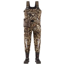 LaCrosse Swamp-Tuff Pro Insulated Boot-Foot Chest Waders for Men