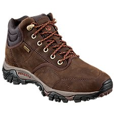 Merrell Moab Rover Mid Waterproof Hiking Boots for Men