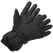 Natural Reflections Quilted Gloves for Ladies