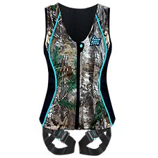 Hunter Safety System HSS-Contour Safety Harness Vest for Ladies
