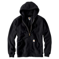 Carhartt Rutland Thermal-Lined Hooded Zip-Front Sweatshirt for Men