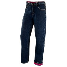 RedHead Flannel-Lined Jeans for Men