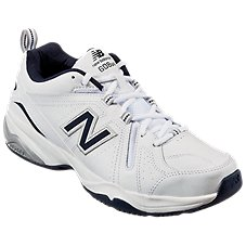 New Balance 608v4 Training Shoes for Men - White