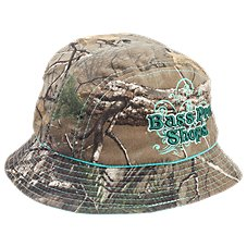 Bass Pro Shops 3D Script Bucket Hat for Youth