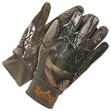 Scent-Lok Full Season Shooters Gloves for Youth
