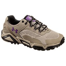 Under Armour Glenrock Low Hiking Shoes for Ladies