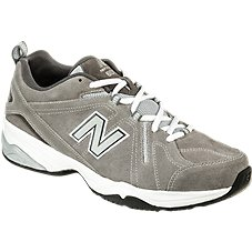 New Balance 608v4 Training Shoes for Men - Gray