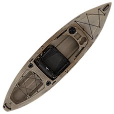 Ascend FS10 Sit-In Angler Kayak - Desert Storm