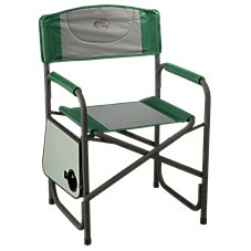 Bass Pro Shops Folding Directors Chair with Side Table