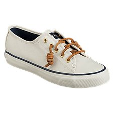 Sperry Seacoast Canvas Sneakers for Ladies