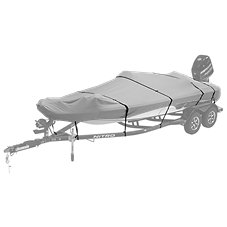 Bass Pro Shops Contour RSX Boat Cover for Single-Console Bass Boat