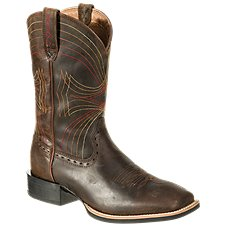 Ariat Sport 11'' Wide Square Toe Western Boots for Men