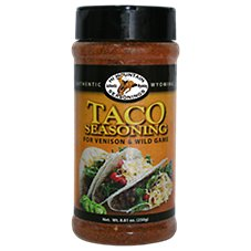 Hi Mountain Taco Seasoning for Venison and Wild Game