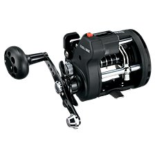 Bass Pro Shops StrataMaxx Line Counter Reel