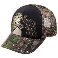 Bass Pro Shops Bass Pro Bro Mesh Back Cap for Kids