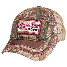 Bass Pro Shops Patch Cap for Ladies