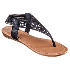 Natural Reflections Carmen Toe Post Thong Sandals for Ladies