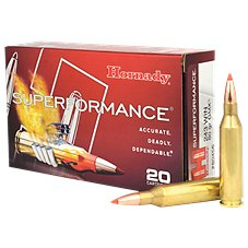 Hornady GMX Superformance Centerfire Rifle Ammo