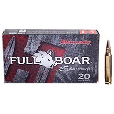 Hornady Full Boar Rifle Ammo