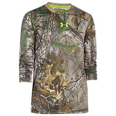 Under Armour Early Season Tech Shirt for Kids