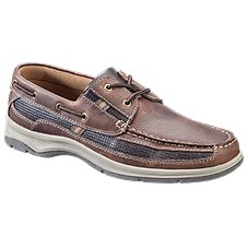 World Wide Sportsman Lakefront 2-Eye Boat Shoes for Men