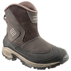 Columbia Bugaboot Slip-On Insulated Waterproof Pac Boots for Men