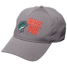 Bass Pro Shops Performance Stretch Sonic Logo Cap for Men
