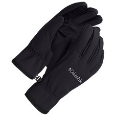 Columbia Kruser Ridge Softshell Gloves for Ladies