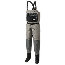 White River Fly Shop Osprey Stocking-Foot Breathable Waders for Men