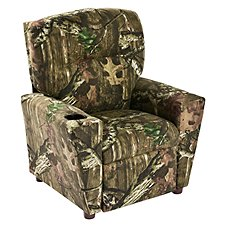 Kidz World Camo Recliners for Toddlers