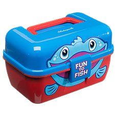 Shakespeare Fun to Fish Tackle Box for Kids