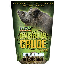 Primos Bubblin' Crude Pigs Attractant