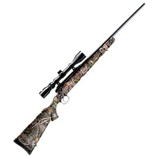 Savage Axis Bolt-Action Rifle with Scope