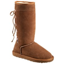 Natural Reflections Tera Tall Boots for Ladies