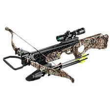 Excalibur Matrix Grizzly Crossbow Package