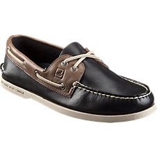 Sperry Authentic Original Two Tone 2-Eye Boat Shoes for Men