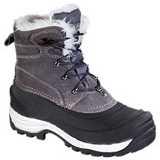 Natural Reflections Snow Drifter Insulated Pac Boots for Ladies