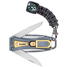 Smith's 10-N-1 Pocket Survival Multi-Tool