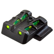 HiViz LITEWAVE Interchangeable Rear Handgun Sight