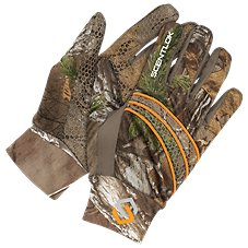 Scent-Lok Savanna Light Shooters Gloves for Men