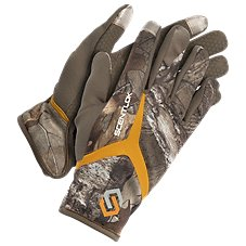 Scent-Lok Full-Season Release Gloves for Men